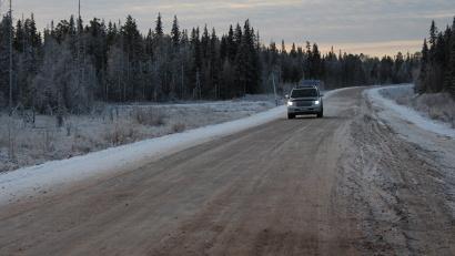 Общая протяженность новой трассы - более 16 километров