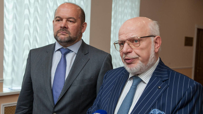 Игорь Орлов и Михаил Федотов прокомментировали итоги расширенного заседания постоянной комиссии СПЧ
