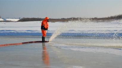Фото пресс-службы министерства транспорта Архангельской области