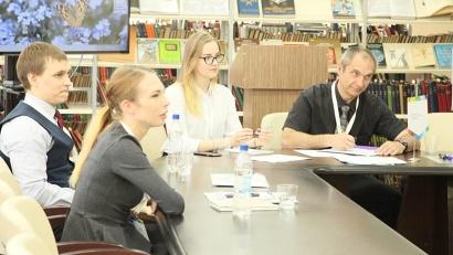 Участники конкурса работали в 12 группах, определяя задачи по достижению стратегических целей