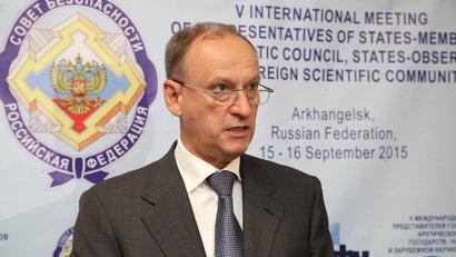 Николай Патрушев: «Подготовка кадров для инновационного развития Арктики должна проводиться на основе комплексного подхода, а также интеграции экономического, образовательного и научного потенциала»