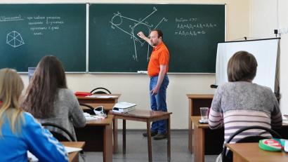 В «Созвездии» занимаются 60 лучших учеников восьмых и десятых классов из 17 городов и районов Архангельской области