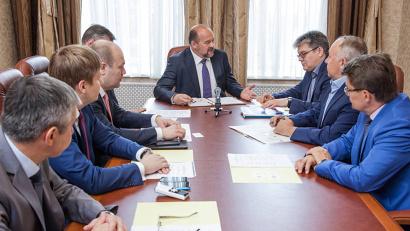 Соглашение о взаимодействии с ООО «Оборонлогистика» было подписано в июне этого года в рамках ПМЭФ