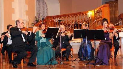 Праздничную программу «На прекрасном голубом Дунае...» представит симфонический оркестр Поморской филармонии