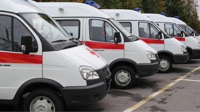 Общая численность автопарка скорой помощи Поморья насчитывает 225 автомобилей