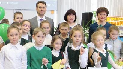 Всего на встречах с автором побывали 135 школьников, педагогов и родителей