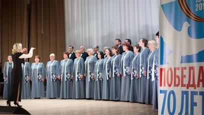 В окружном этапе, который пройдёт в Петербурге, примут участие хоровые коллективы из 11 регионов Северо-Западного федерального округа