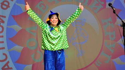 В этом году фестиваль  талантов проходит в 14-ый раз