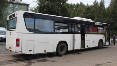 Сегодня на маршруте Новодвинск–Архангельск работают 15 автобусов большой вместимости