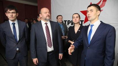 Директор центра «Патриот» Евгений Корнюх рассказал о том, что уже сделано и планируется сделать в центре «Патриот»