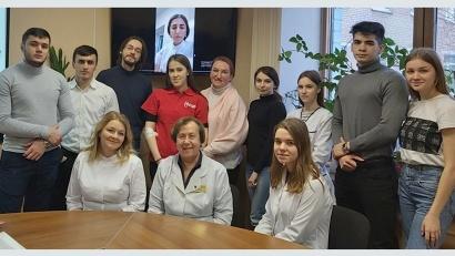 Студенты СГМУ принимают активное участие в донорстве