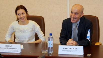 Михаэль Лотем подтвердил, что кроме бизнес-миссии, которая состоится по итогам визита, уже начата подготовка к «Неделе Израиля» в Архангельске