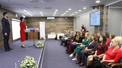 Награждение победителей состоялось в Агентстве регионального развития