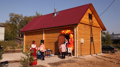 Несмотря на большое количество частных бань в посёлке, новое заведение непременно будет пользоваться популярностью