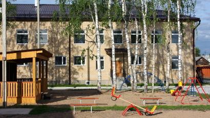 Новый дом для дошколят рассчитан на 220 малышей. Фото газеты «Устьянский край»