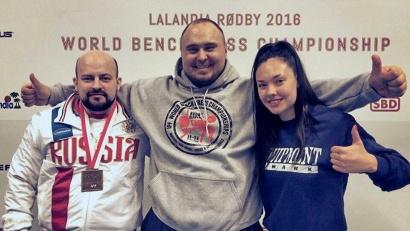 В составе российской команды выступали Владимир Гришаев из Северодвинска и Мария Ерохина из Архангельска