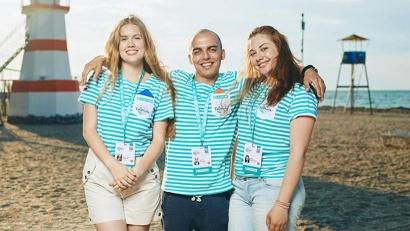 Наша делегация на смене молодых архитекторов, дизайнеров и урбанистов на форуме «Таврида»