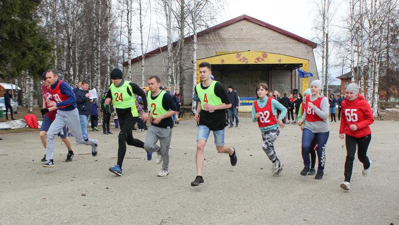 Самые взрослые любители бега