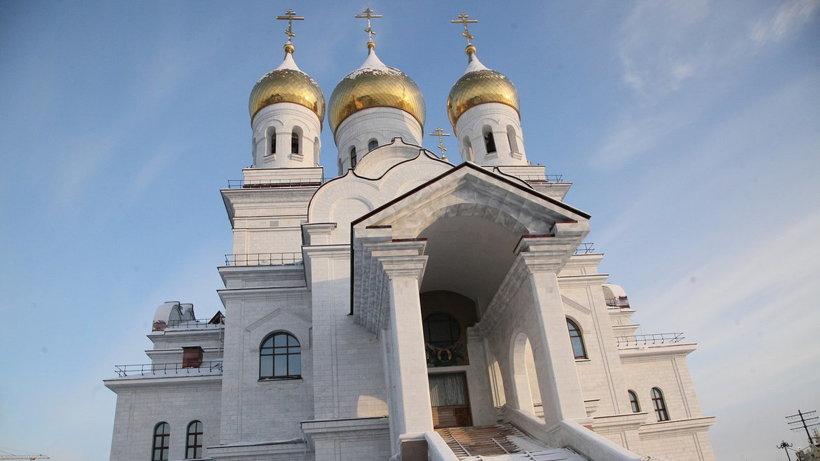 Главный храм Поморья – Михаило-Архангельский кафедральный собор