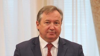 Главный федеральный инспектор по Архангельской области Владимир Иевлев