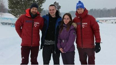 Никита Крюков и Алексей Петухов уже тренируются в «Малиновке»
