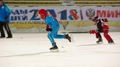 Особое внимание акции  «Лед надежды нашей» –подрастающему поколению и молодежи