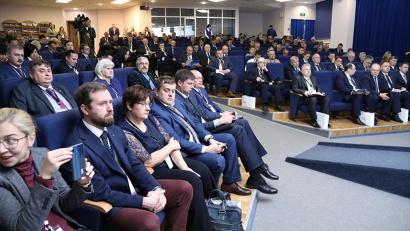 VI Международный форум «Арктические проекты — сегодня и завтра» собрал более 300 представителей ведущих российских и зарубежных компаний