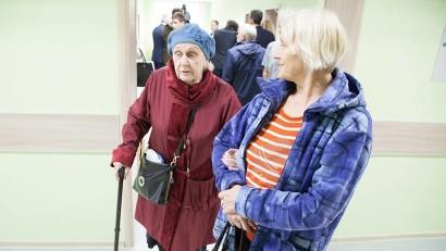 Пансионат  на 200 мест предназначен для пожилых людей и инвалидов
