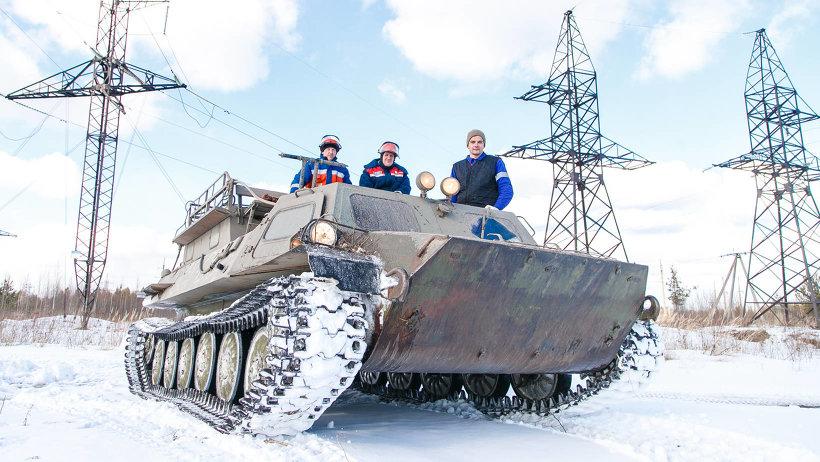 Дежурят оперативно-выездные бригады