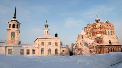 Артемиево-Веркольский монастырь - одна из святынь поморской земли
