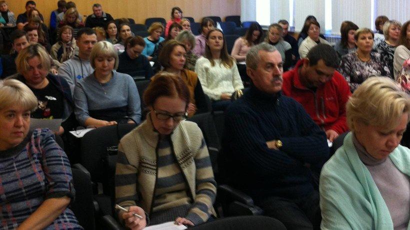 К теме лекции слушатели проявили большой интерес