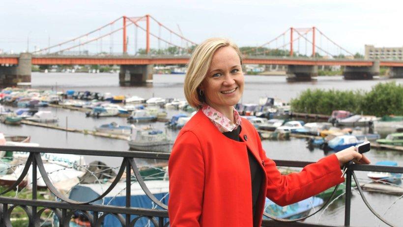 Ольга Горелова работает в Котласском и Верхнетоемском районах