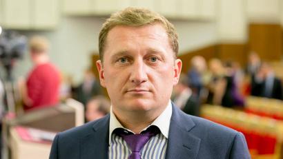 Председатель совета директоров агрофирмы «Устьянская» Александр Фиалковский