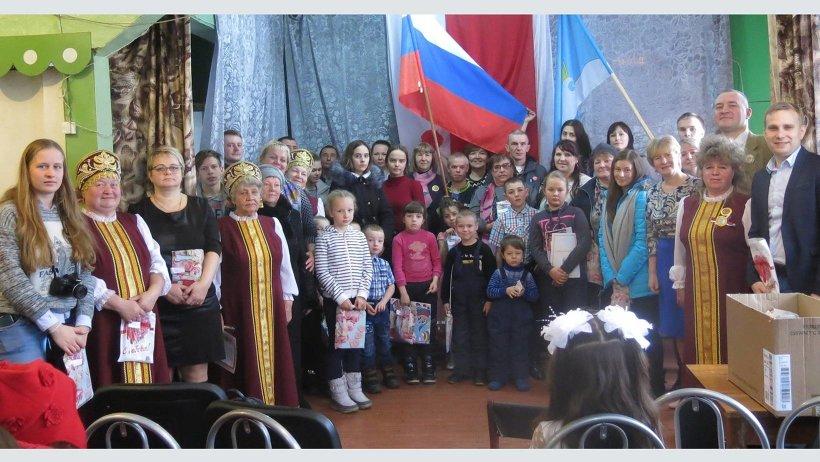 Фото газеты «Холмогорская жизнь»