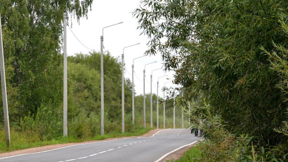 Участок дороги длиной 730 метров станет не только более комфортным, но и безопасным