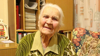 Секрет долголетия Зинаиды Гнездовой – труд и уважение к людям