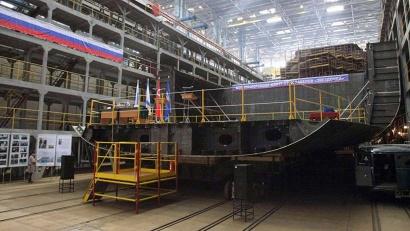 «Академик Макеев» станет четвёртым по счёту специальным судном типа «Звёздочка»