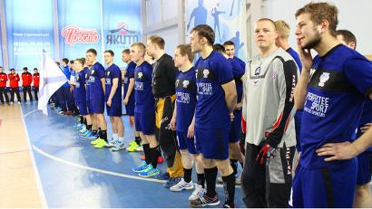 Мужская сборная команда Архангельской области «Помор»
