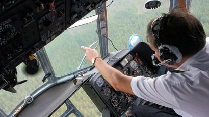 5 лесных пожаров возникли 25 июля, три из них обнаружила авиаразведка