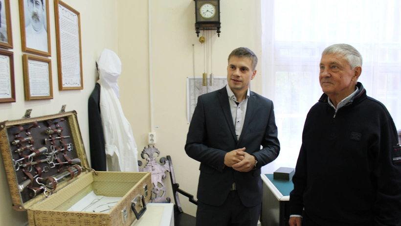 Виталий Фортыгин оценил перспективы развития сферы культуры Ленского района,