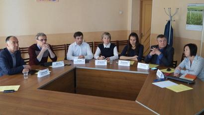 Круглый стол по вопросам информатизации здравоохранения Архангельской области