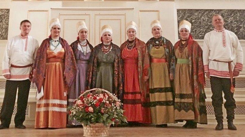 Фото с сайта Лешуконского народного хора