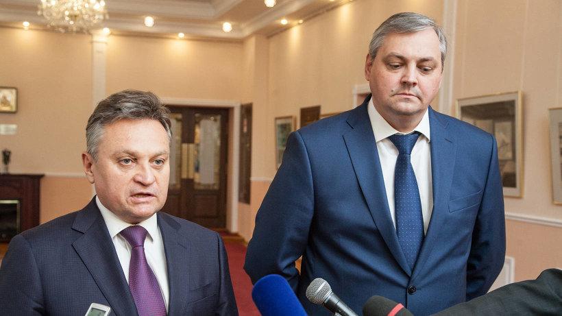 Андрей Черезов и Алексей Алсуфьев