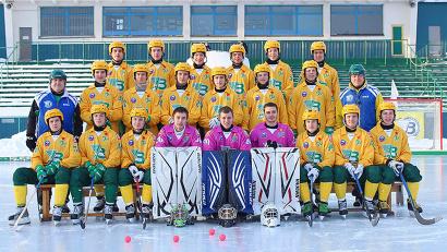 Основной резерв главной команды Поморья