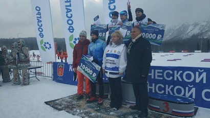 Светлана Николаева открыла новый сезон победой в «Хибинской гонке»
