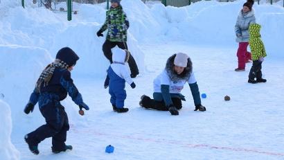 В Архангельской области отметили День снега