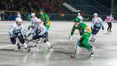 Хоккеисты «Водника» продемонстрировали болельщикам, что у команды – настоящий мужской, сильный, боевой характер