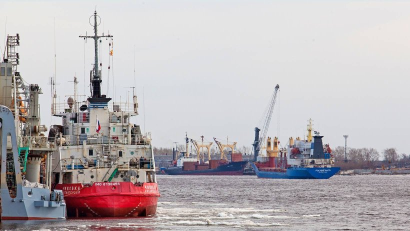 Вице-премьер подчеркнул, что проект «Белкомур» и строительство глубоководного района порта должны быть «увязаны» в одно целое