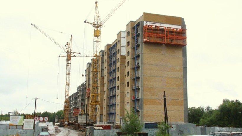 Новый дом на 216 квартир на Московском проспекте