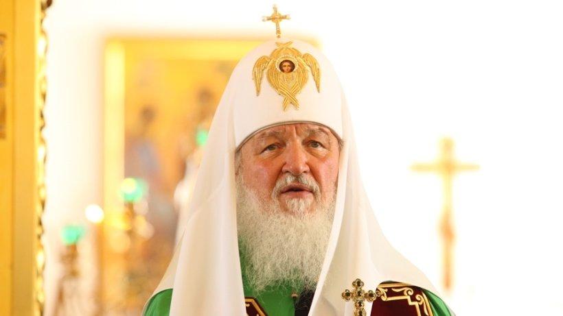 Патриарх Кирилл: «Мы являемся свидетелями очень важных перемен в жизни нашего Отечества»